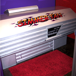 custom tanning salon